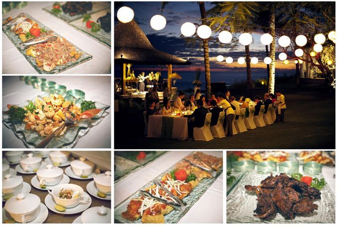 Cynthia & Patrick by Lumbung Catering - 001