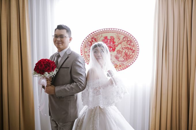 Frengky & Vonni Wedding Day by Filia Pictures - 010
