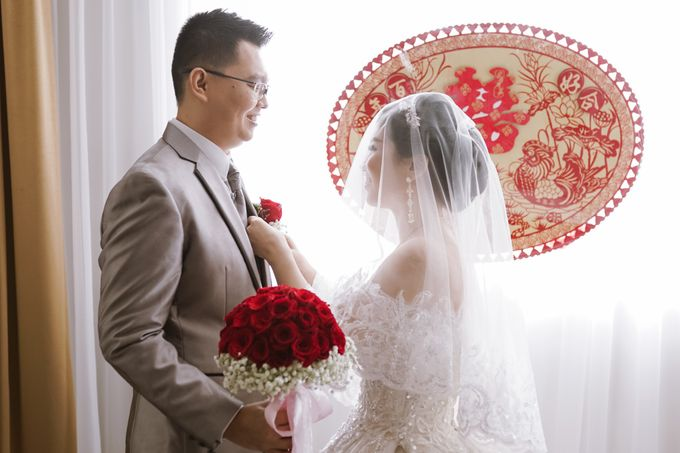 Frengky & Vonni Wedding Day by Filia Pictures - 012
