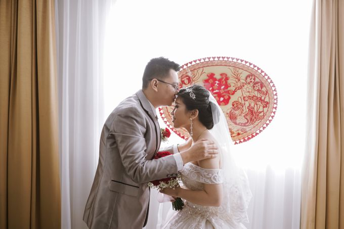 Frengky & Vonni Wedding Day by Filia Pictures - 015