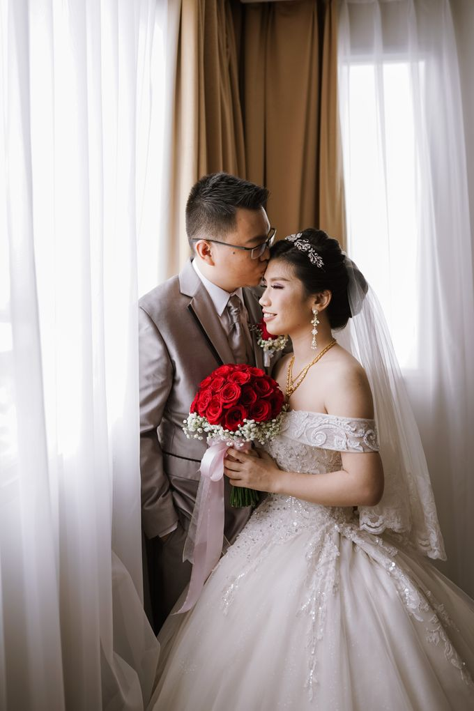 Frengky & Vonni Wedding Day by Filia Pictures - 016