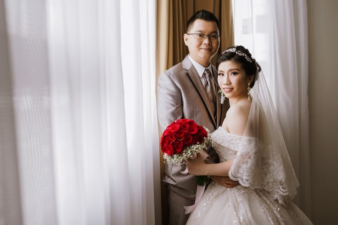 Frengky & Vonni Wedding Day by Filia Pictures - 017