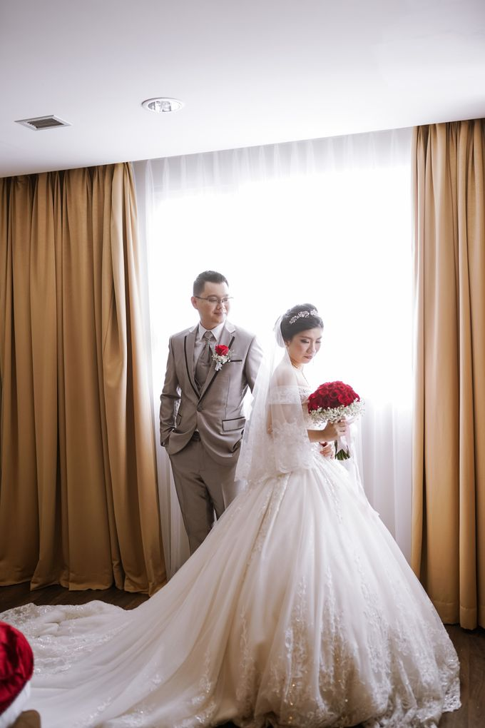 Frengky & Vonni Wedding Day by Filia Pictures - 019