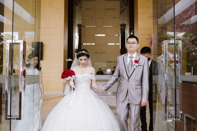 Frengky & Vonni Wedding Day by Filia Pictures - 020