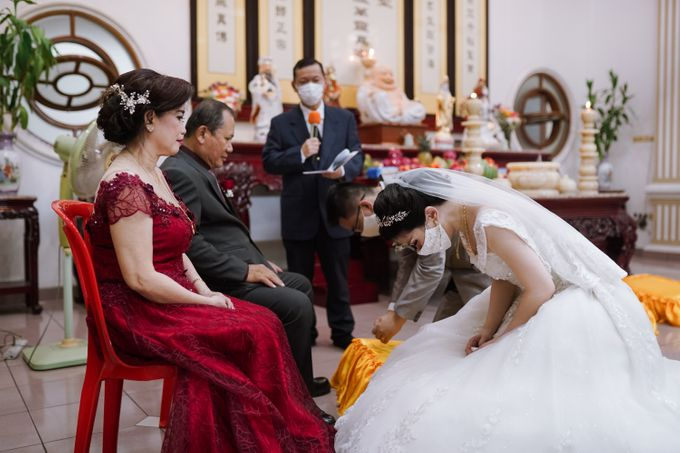 Frengky & Vonni Wedding Day by Filia Pictures - 022
