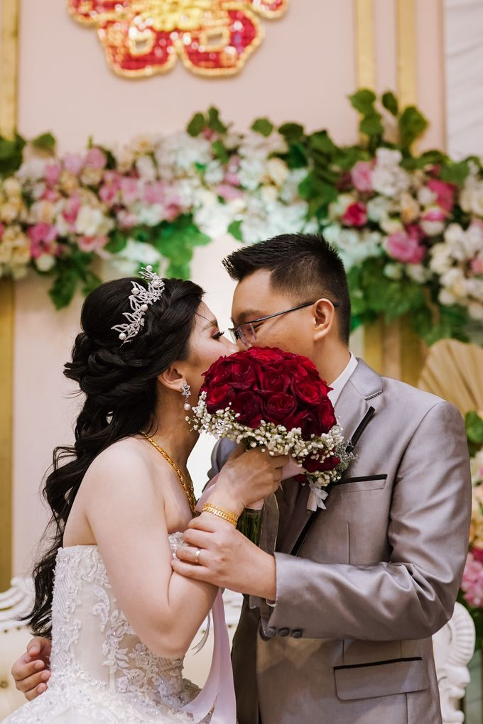 Frengky & Vonni Wedding Day by Filia Pictures - 030