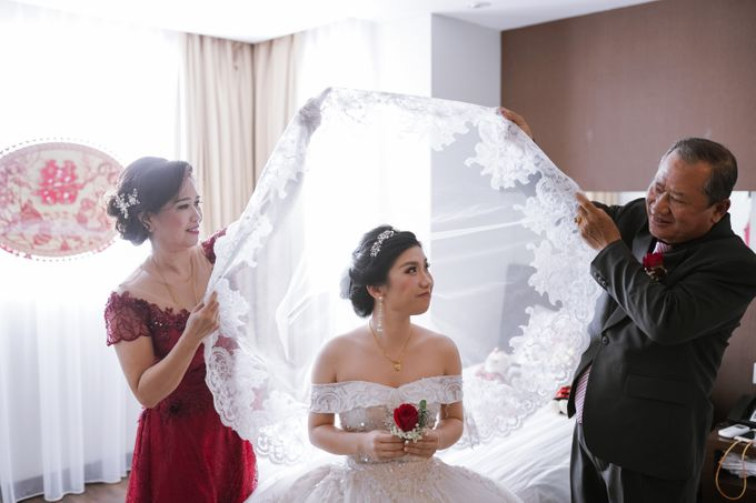 Frengky & Vonni Wedding Day by Filia Pictures - 006