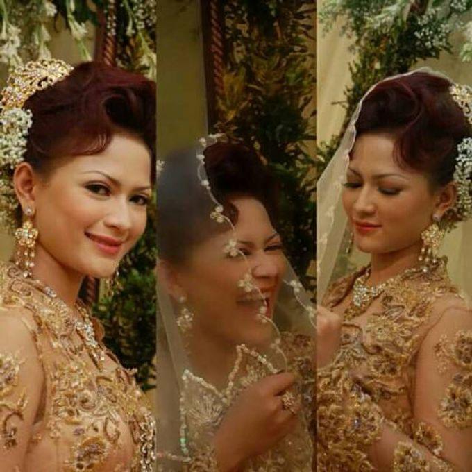 A Dream Come True Wedding by Sanggar Rias Pengantin Shanti Chaidir - 001