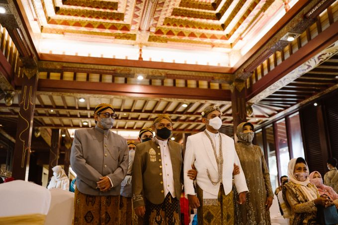Farrah & Ega Wedding at Sultan Hotel Jakarta (Kudus Hall) by The Sultan Hotel & Residence Jakarta - 035