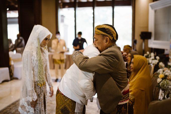 Farrah & Ega Wedding at Sultan Hotel Jakarta (Kudus Hall) by The Sultan Hotel & Residence Jakarta - 022