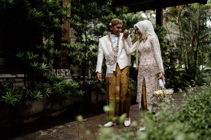 Farrah & Ega Wedding at Sultan Hotel Jakarta (Kudus Hall) by The Sultan Hotel & Residence Jakarta - 016