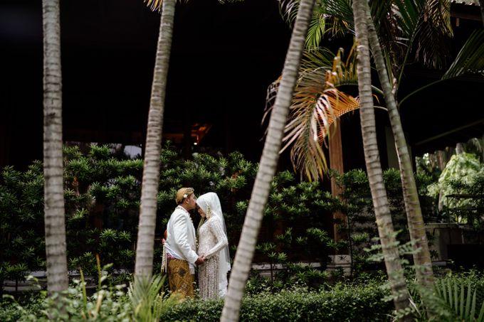 Farrah & Ega Wedding at Sultan Hotel Jakarta (Kudus Hall) by The Sultan Hotel & Residence Jakarta - 017