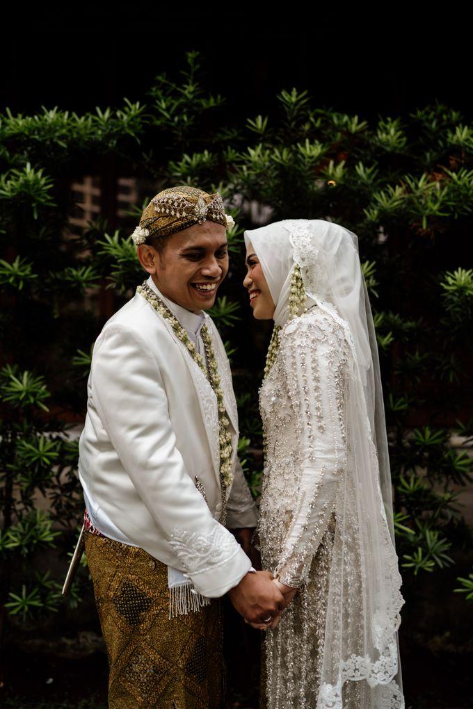 Farrah & Ega Wedding at Sultan Hotel Jakarta (Kudus Hall) by The Sultan Hotel & Residence Jakarta - 014
