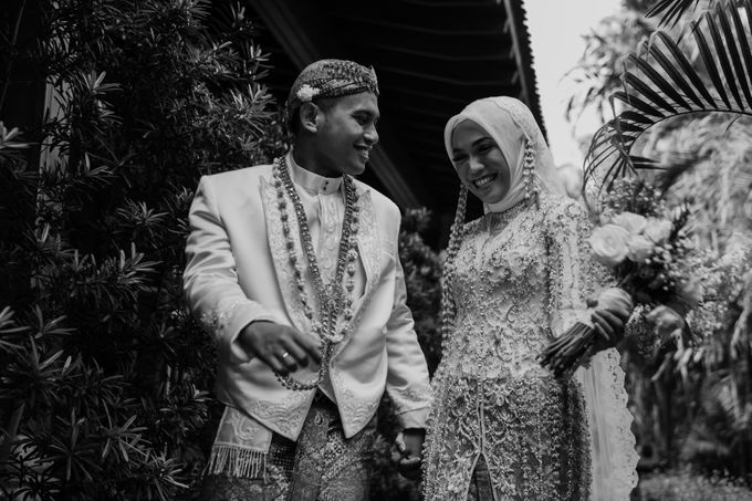 Farrah & Ega Wedding at Sultan Hotel Jakarta (Kudus Hall) by The Sultan Hotel & Residence Jakarta - 018