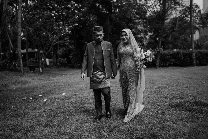 Farrah & Ega Wedding at Sultan Hotel Jakarta (Kudus Hall) by The Sultan Hotel & Residence Jakarta - 008