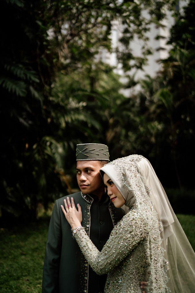 Farrah & Ega Wedding at Sultan Hotel Jakarta (Kudus Hall) by The Sultan Hotel & Residence Jakarta - 007