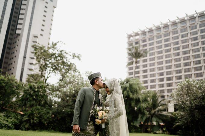 Farrah & Ega Wedding at Sultan Hotel Jakarta (Kudus Hall) by The Sultan Hotel & Residence Jakarta - 003