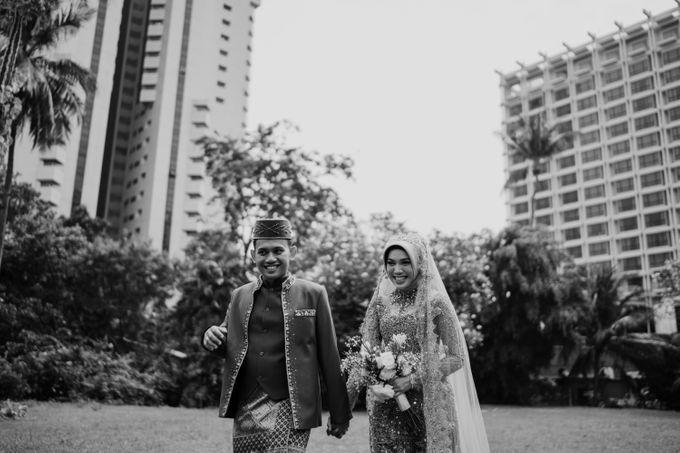Farrah & Ega Wedding at Sultan Hotel Jakarta (Kudus Hall) by The Sultan Hotel & Residence Jakarta - 001