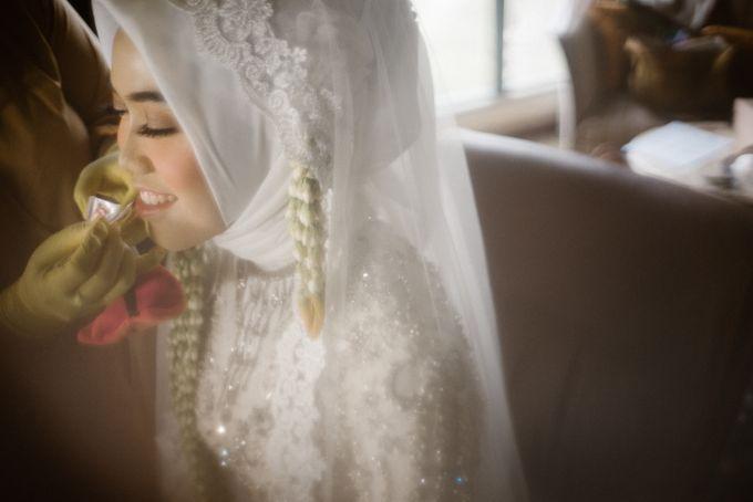 Farrah & Ega Wedding at Sultan Hotel Jakarta (Kudus Hall) by The Sultan Hotel & Residence Jakarta - 045