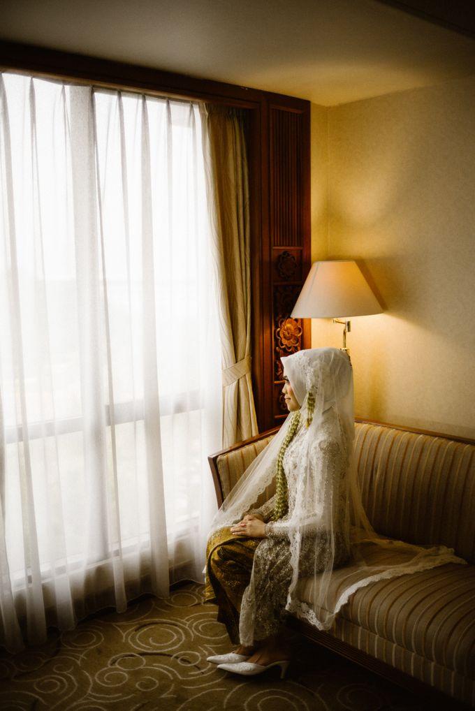 Farrah & Ega Wedding at Sultan Hotel Jakarta (Kudus Hall) by The Sultan Hotel & Residence Jakarta - 042