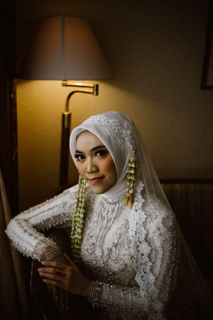 Farrah & Ega Wedding at Sultan Hotel Jakarta (Kudus Hall) by The Sultan Hotel & Residence Jakarta - 037