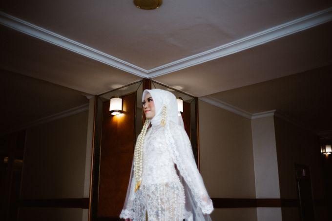 Farrah & Ega Wedding at Sultan Hotel Jakarta (Kudus Hall) by The Sultan Hotel & Residence Jakarta - 039