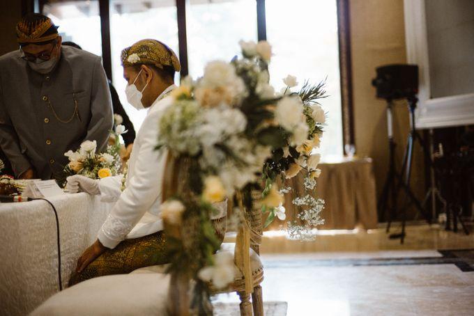 Farrah & Ega Wedding at Sultan Hotel Jakarta (Kudus Hall) by The Sultan Hotel & Residence Jakarta - 031