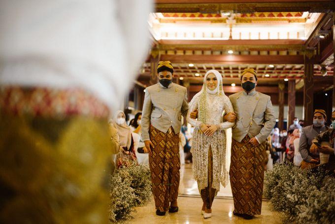 Farrah & Ega Wedding at Sultan Hotel Jakarta (Kudus Hall) by The Sultan Hotel & Residence Jakarta - 030