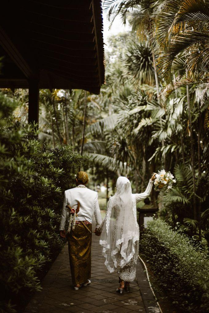 Farrah & Ega Wedding at Sultan Hotel Jakarta (Kudus Hall) by The Sultan Hotel & Residence Jakarta - 019