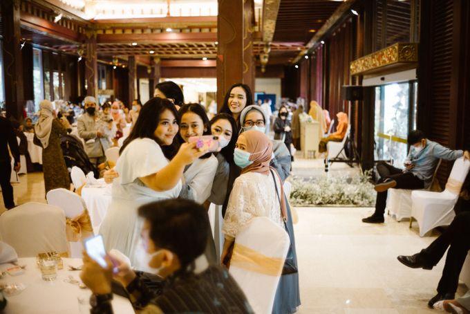 Farrah & Ega Wedding at Sultan Hotel Jakarta (Kudus Hall) by The Sultan Hotel & Residence Jakarta - 009
