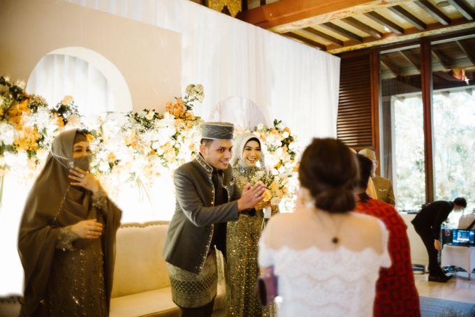 Farrah & Ega Wedding at Sultan Hotel Jakarta (Kudus Hall) by The Sultan Hotel & Residence Jakarta - 010