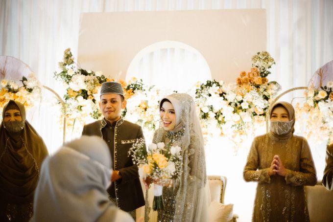 Farrah & Ega Wedding at Sultan Hotel Jakarta (Kudus Hall) by The Sultan Hotel & Residence Jakarta - 011