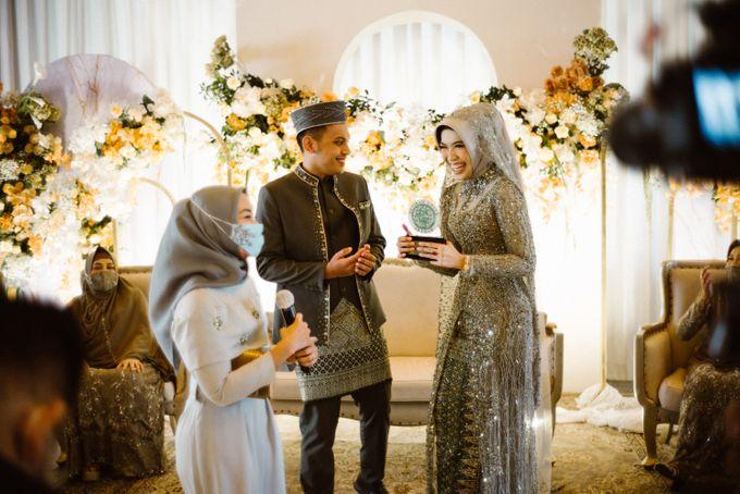Farrah & Ega Wedding at Sultan Hotel Jakarta (Kudus Hall) by The Sultan Hotel & Residence Jakarta - 012