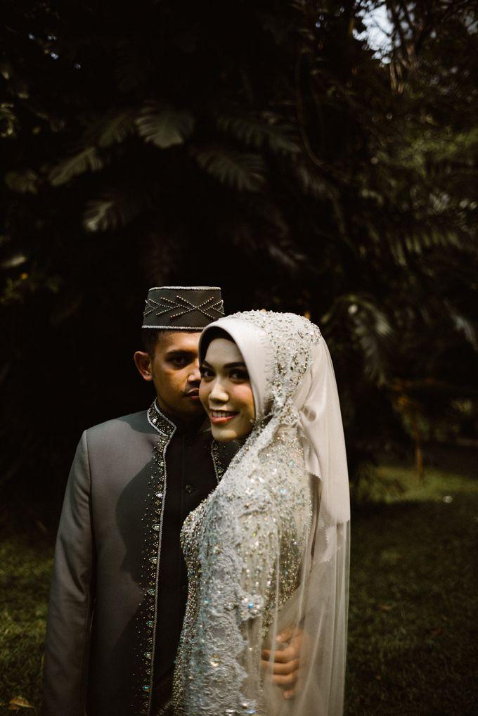 Farrah & Ega Wedding at Sultan Hotel Jakarta (Kudus Hall) by The Sultan Hotel & Residence Jakarta - 004
