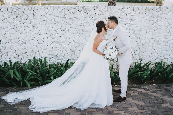 Pradi & Farrah by Bali Wedding Paradise - 011