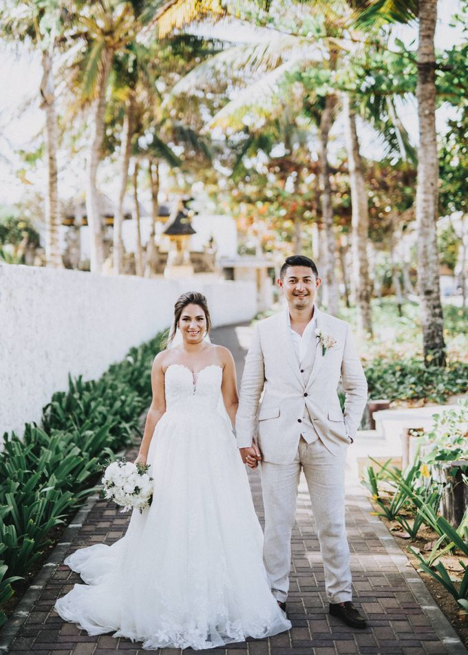Pradi & Farrah by Bali Wedding Paradise - 013