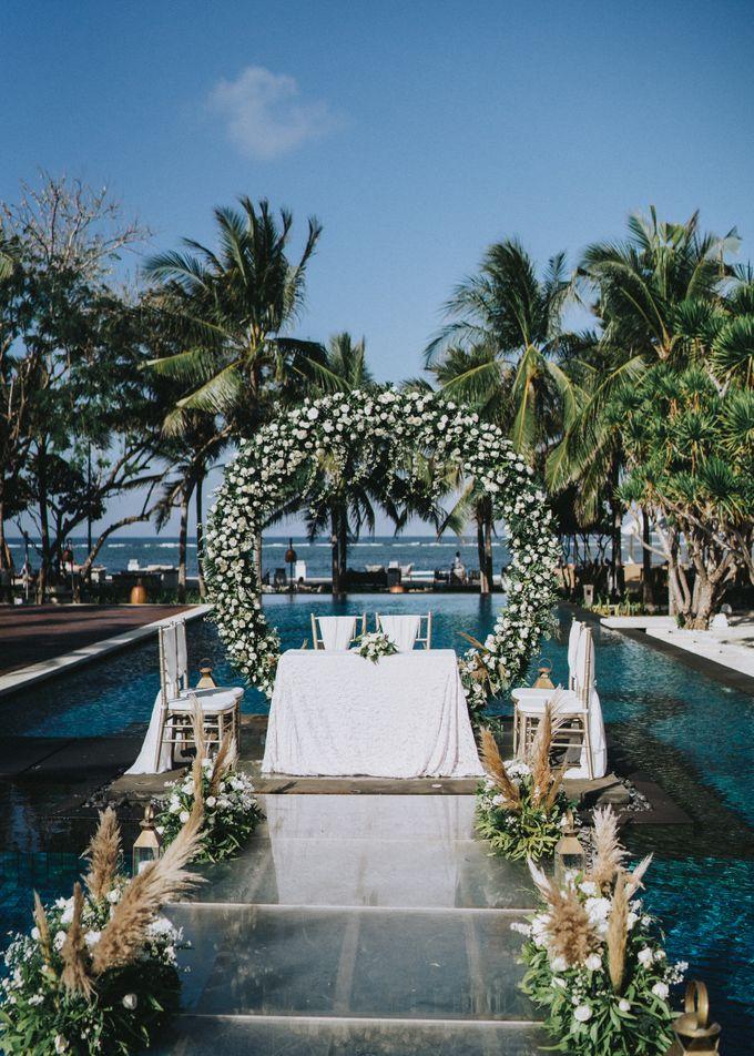 Pradi & Farrah by Bali Wedding Paradise - 016