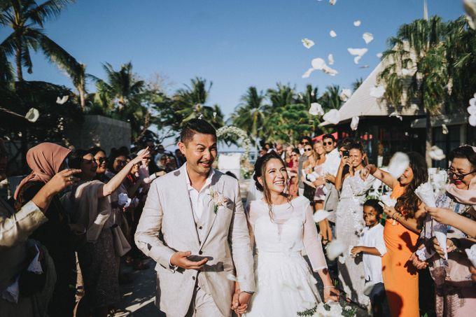Pradi & Farrah by Bali Wedding Paradise - 017