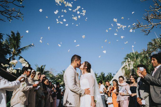 Pradi & Farrah by Bali Wedding Paradise - 018