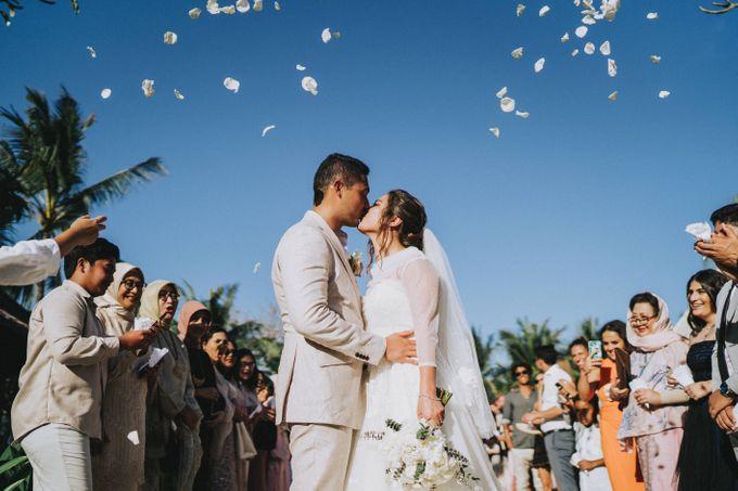 Pradi & Farrah by Bali Wedding Paradise - 019