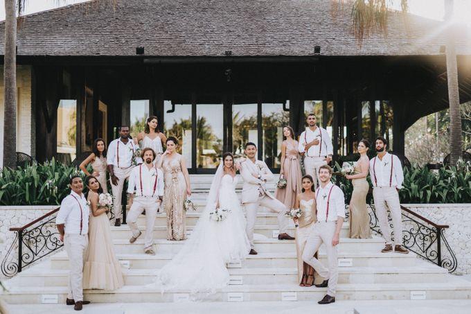 Pradi & Farrah by Bali Wedding Paradise - 020