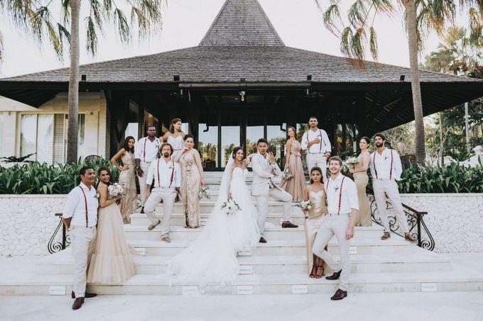 Pradi & Farrah by Bali Wedding Paradise - 021