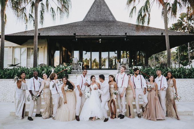 Pradi & Farrah by Bali Wedding Paradise - 022