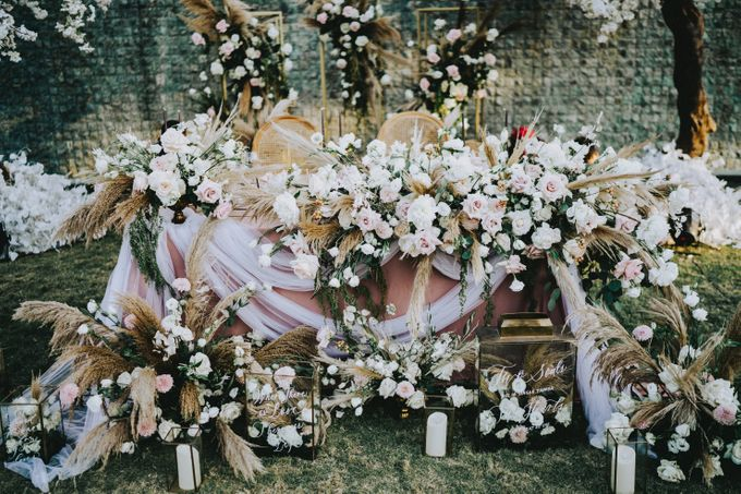 Pradi & Farrah by Bali Wedding Paradise - 027