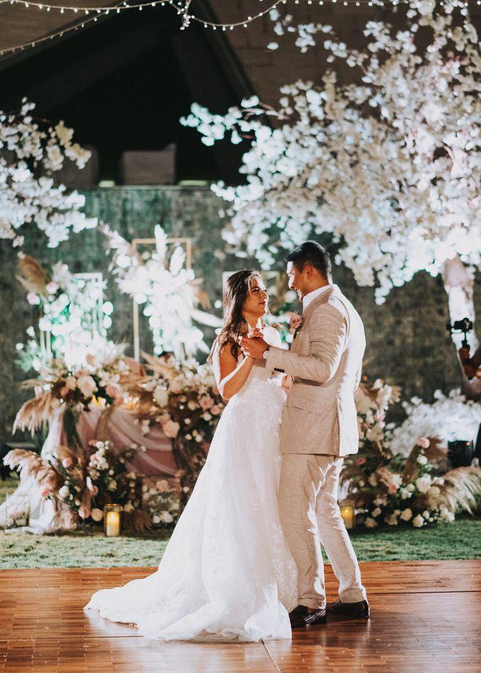 Pradi & Farrah by Bali Wedding Paradise - 035
