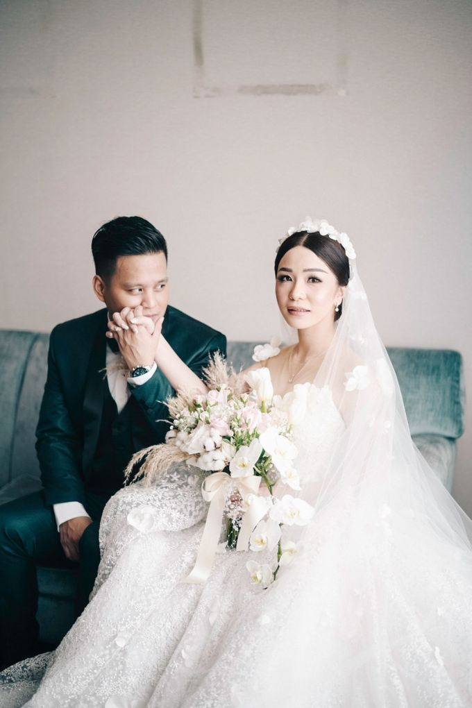 Adit & Claresta Wedding at Hilton by PRIDE Organizer - 012