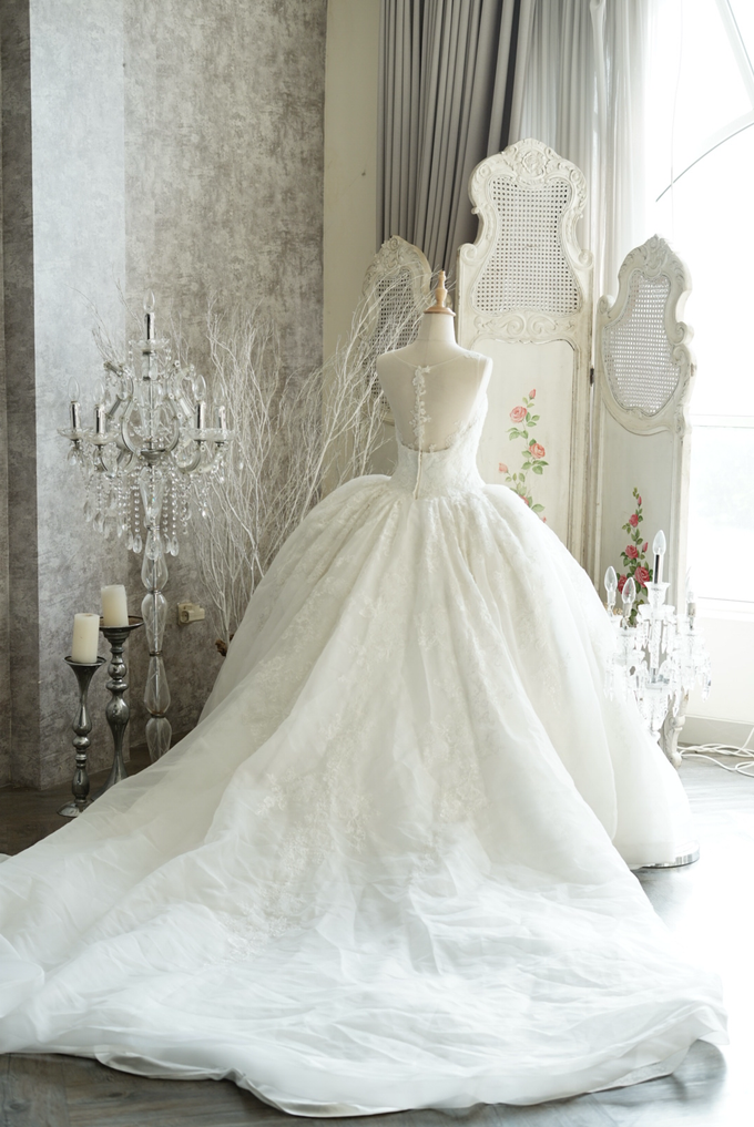 Wedding Gown Collection by Faye Wedding - 001