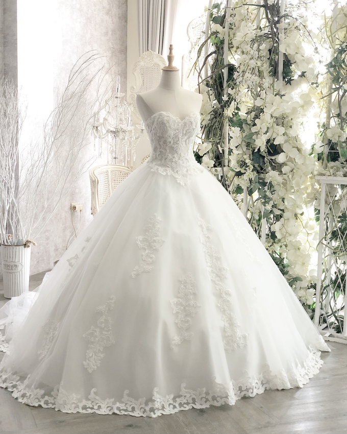 Wedding Gown Collection by Faye Wedding - 006