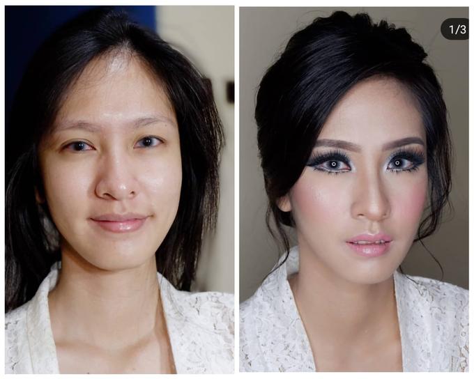 Makeup by Faye Wedding - 002