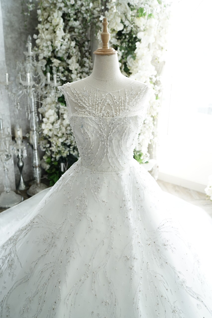 Wedding Gown Collection by Faye Wedding - 008